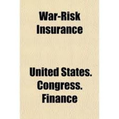 War Risk Insurance Act