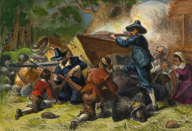 a history of the bacons rebellion in virginia in 1676 Nathaniel bacon (january 2, 1647 – october 26, 1675) was a colonist of the virginia colony, famous as the instigator of bacon's rebellion of 1676, which collapsed when bacon himself died from dysentery.