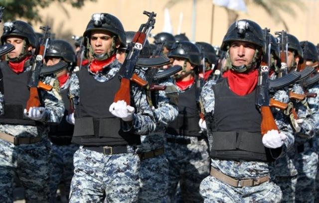 U.S. invades Iraq