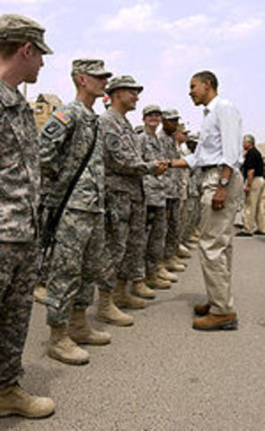 Obama's visit