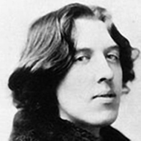 Birth of Oscar Wilde