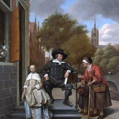 De Republiek in een tijd van Vorsten 1477-1702 timeline