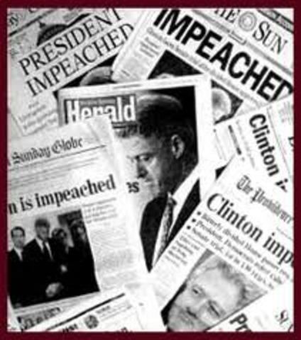 Impeachment of Bill Clinton