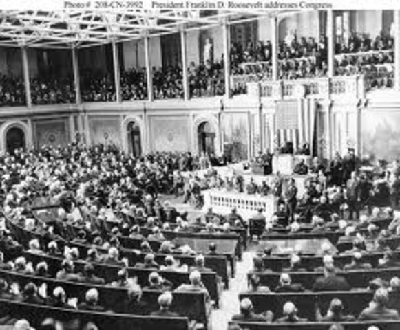 3rd Session of Congress Begins