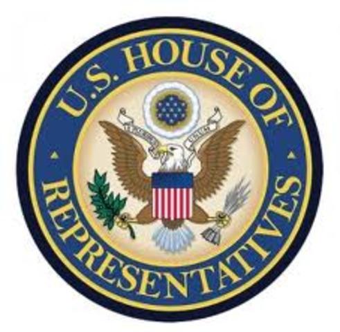 Political Makeup of the House of Representatives