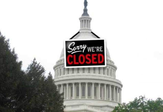 U.S Government shut down