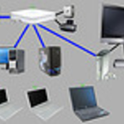 Evolucion de las redes de computadoras timeline