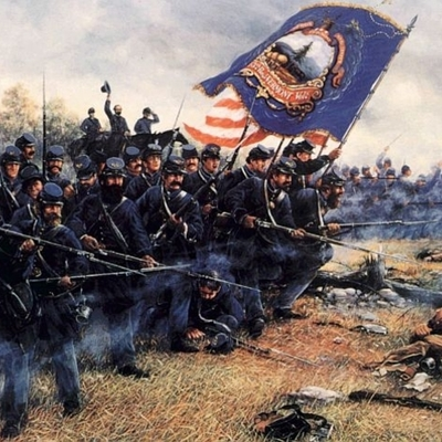 Rise to the Civil War timeline