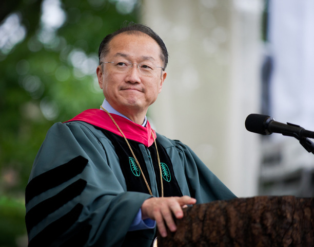 First Asian American President in Ivy League