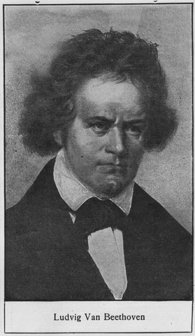 Beethoven in 1787