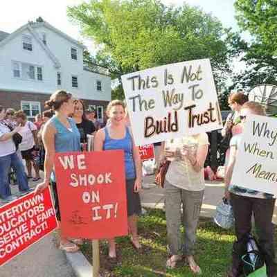 Watertown TAB: Teacher Contract Negotiations timeline