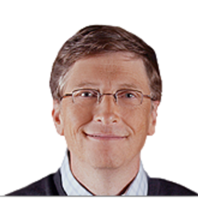 Biography of Bill Gates timeline