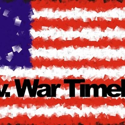Rev. War Timeline - By C.E.