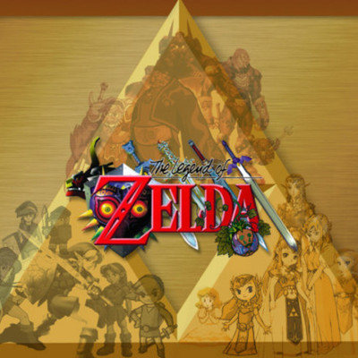 How much The Legend of Zelda has changed over the years. timeline
