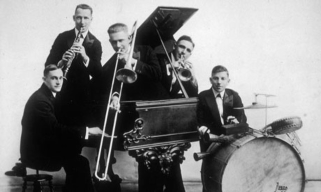 The First Jazz Recording