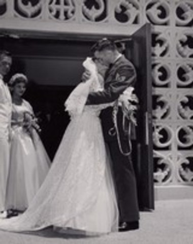 johnny's first marriage