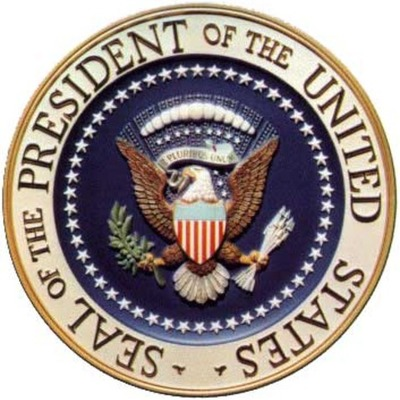 U.S. Presidents Term in Office timeline