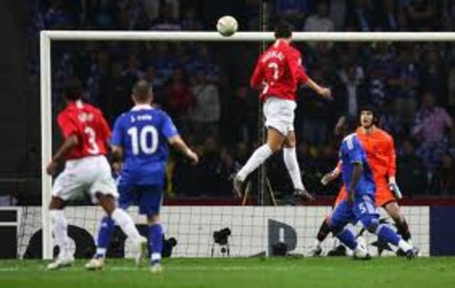 Craziest Ronaldo goal