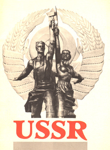 USSR Keeps America Out