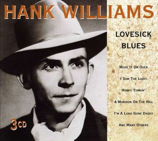 Hank Williams Makes His Mark