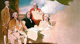 The Treaty of Paris timeline