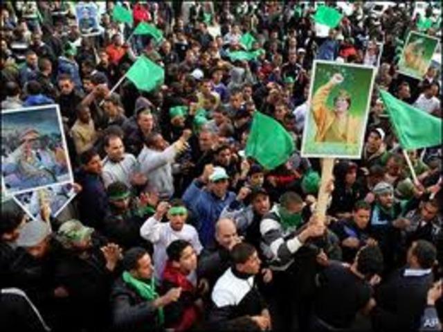 Libya Protests