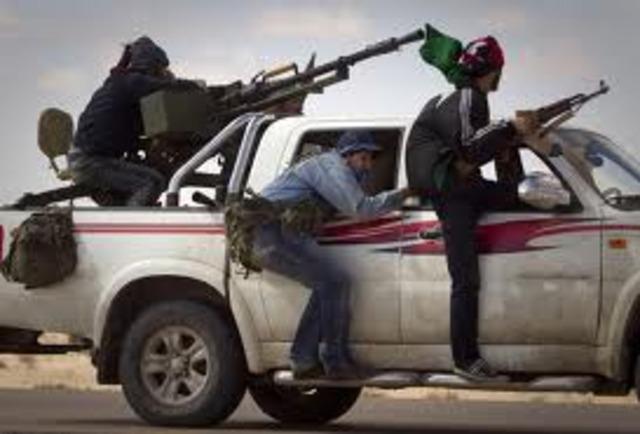 Libyan Rebels Take Tripoli