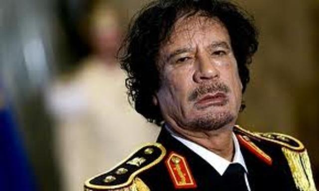 Gadaffi Killed