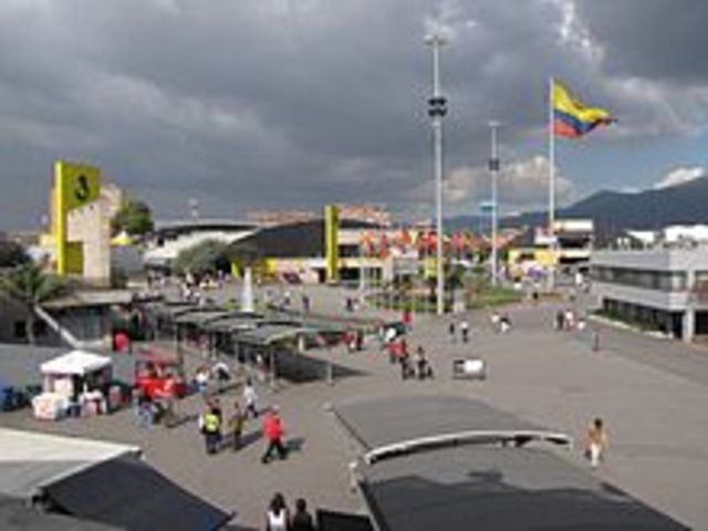 Hstoria de Bogota