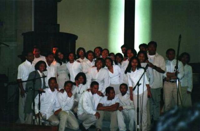 Concert : World Praise