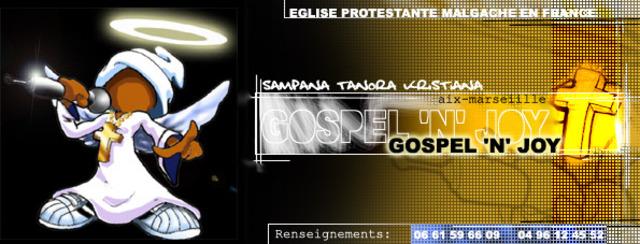Concert : Gospel'n'joy