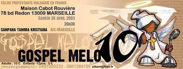 Concert : Gospel Melo10