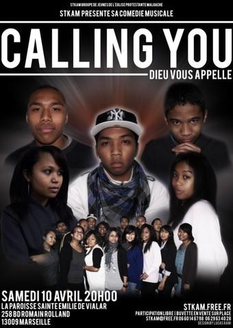 Comédie musical : Calling you : Dieu vous appelle