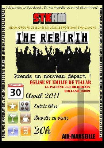 The rebirth : prend un nouveau départ !