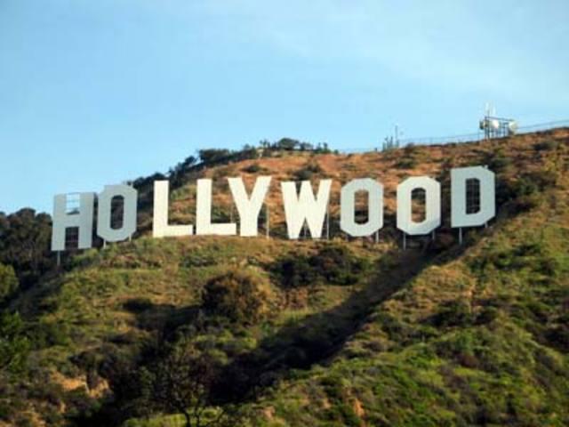 Me fui a Hollywood con mi amiga.