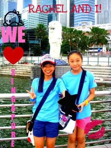 Y6 Singapore trip