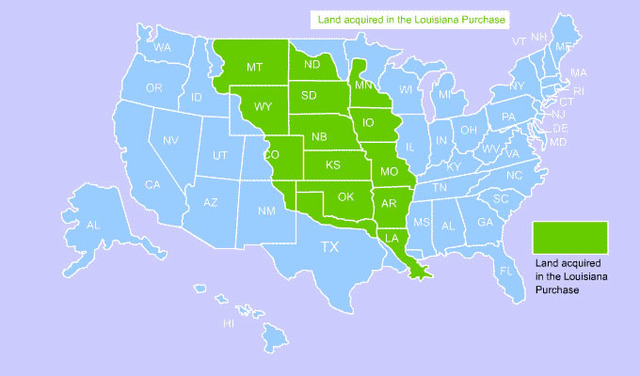 C-Louisiana Purchase