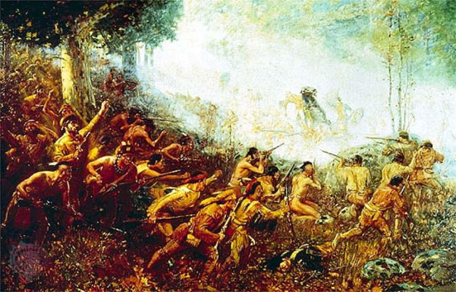 C-French and Indian War