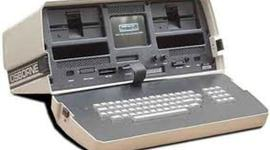 History of Laptop Computers timeline