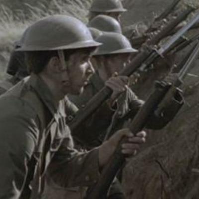 Voices of war timeline