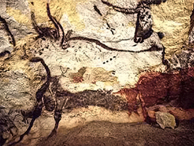 first cave paintings   3000BC