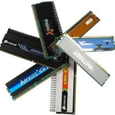 Memorias RAM segun su tecnologia timeline