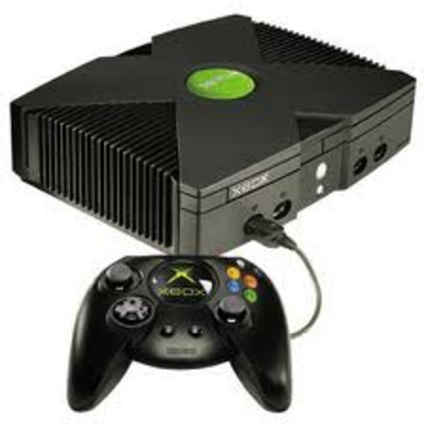 The Xbox is released