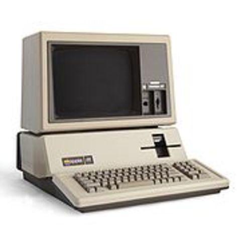 Apple III plus