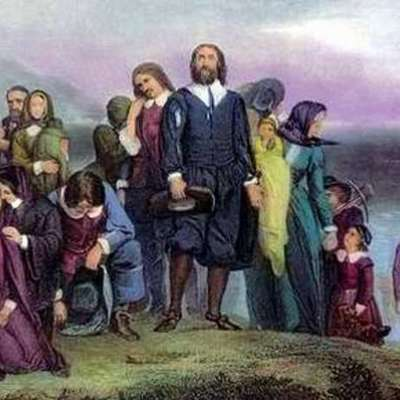 Puritanism timeline
