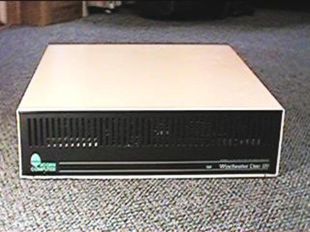 """Invención del dico duro """"Winchester hard disk drive"""""""