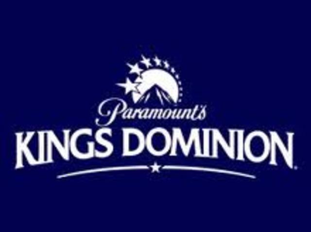 Nuestro familia fuimos a Kings Dominion para el tiempo primero.