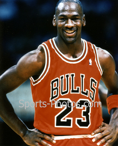 "The ""Greatest Player of all time"" Michael Jordan"