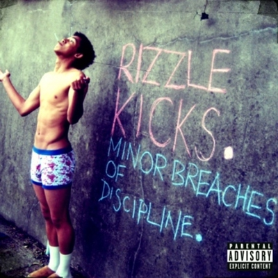 Rizzle Kicks - Young and Hot timeline