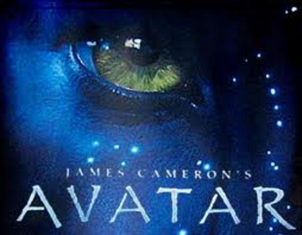 Avatar movie released